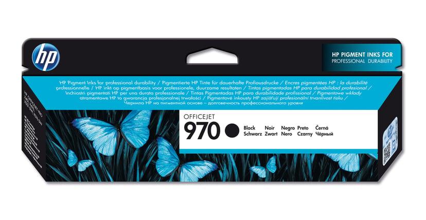 HP Blekk Svart No.970 3K - OfficeJet Pro X451/X551/X476 X576