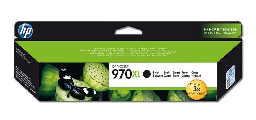 HP Inkt Zwart No.970XL 9,2K - OfficeJet Pro X451/X551/X476 X576