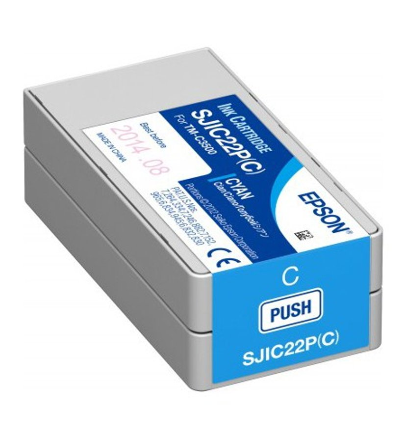 Epson SJIC22P(C)