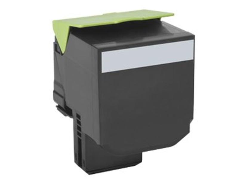 Lexmark Toner Zwart 8k - CS510DE/CS510DTE