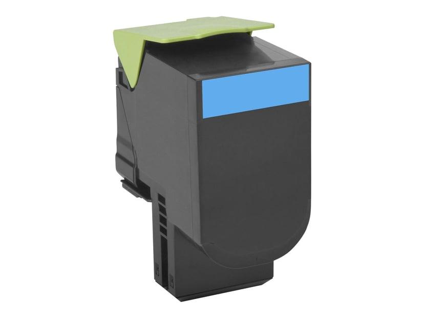 Lexmark Toner Cyan 4k - CS510DE/CS510DTE