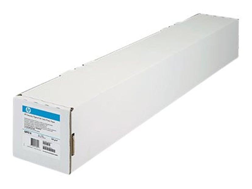 "HP Papir PRO Satin Photo 24"" (610mm) A1 15,2m 300g Rulle"