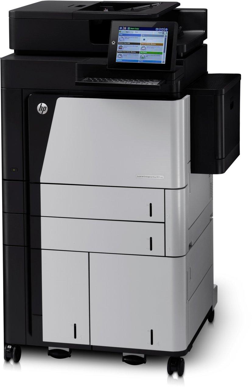 HP LaserJet Enterprise Flow M830Z MFP