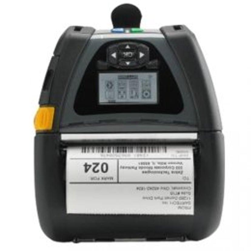 Zebra Tulostimen ajoneuvokannatin laturilla malleihin QLn 420