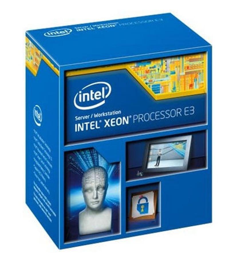 Intel Xeon E3-1240V3 / 3.4 GHz processor