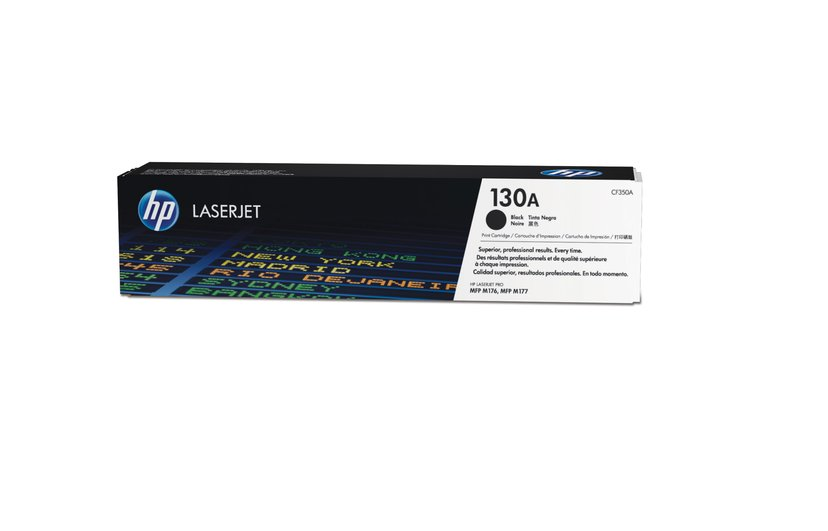 HP Toner Svart 130A 1.3K - CF350A