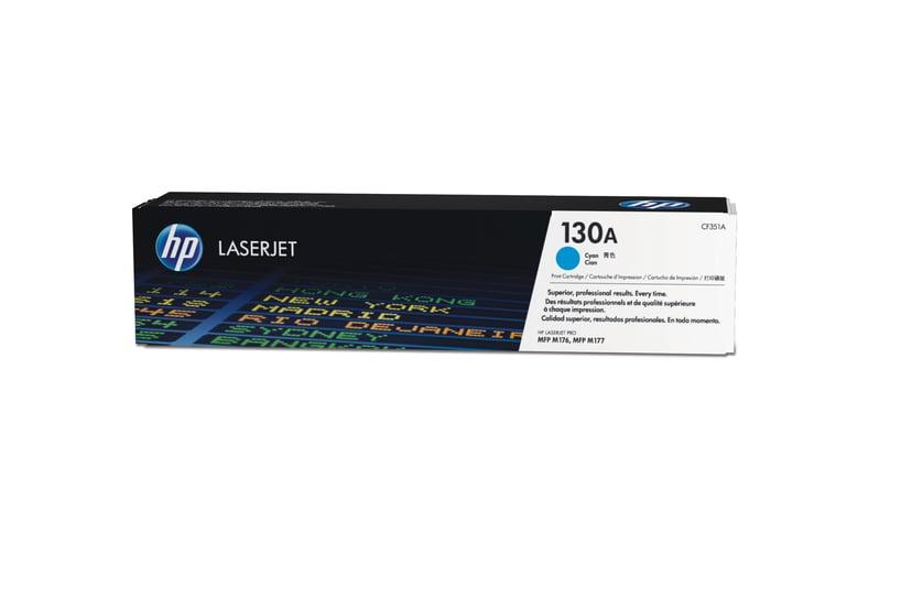 HP Värikasetti Syaani 130A 1K - CF351A