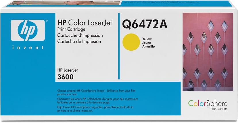 HP Toner Geel - Q6472A