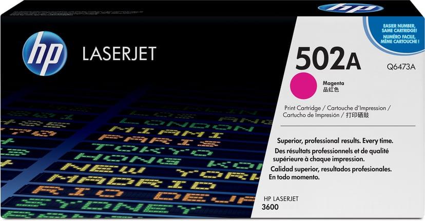 HP Värikasetti Magenta - Q6473A