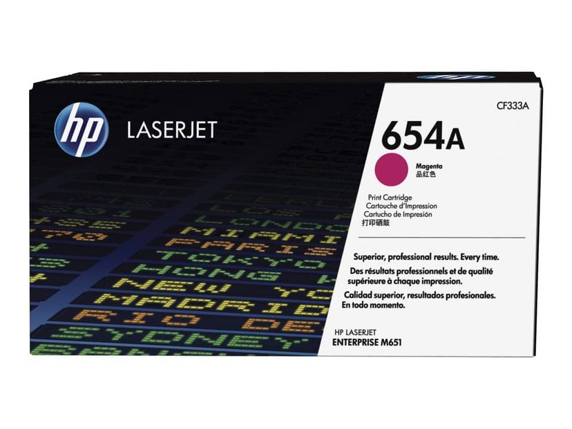 HP Toner Magenta 654A 15K - CF333A