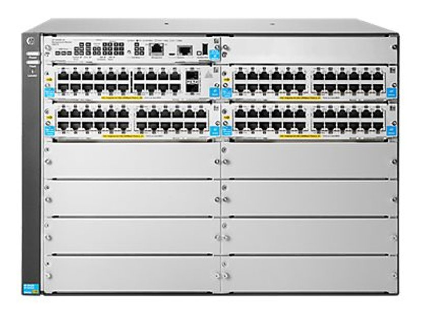 HPE 5412R-92G-PoE+/4SFP v2 zl2 Switch