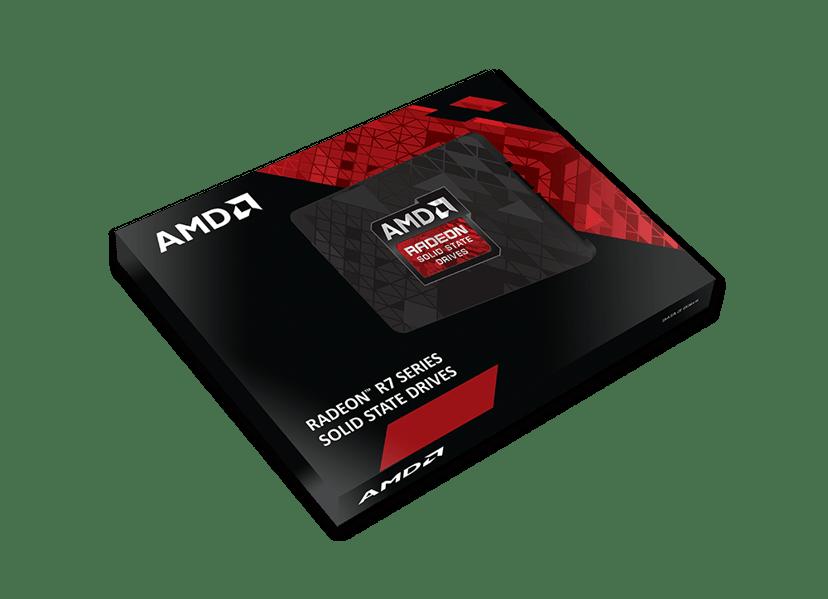"Toshiba Radeon R7 Series 120GB Serial ATA-600 2.5"""