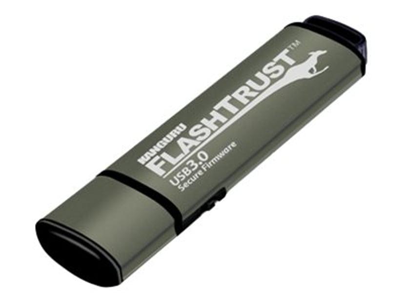 Kanguru Flashtrust Wp-Kft3 Secure Firmware 64GB USB 3.0 2048-bit RSA