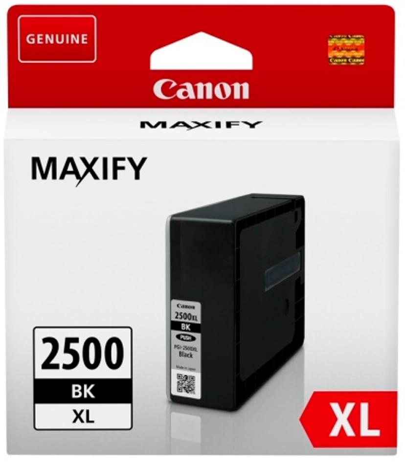Canon Bläck Svart PGI-2500XL BK