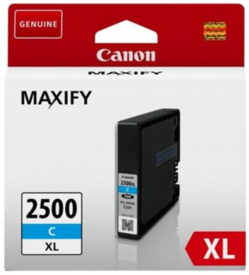 Canon Blekk Cyan PGI-2500XL C
