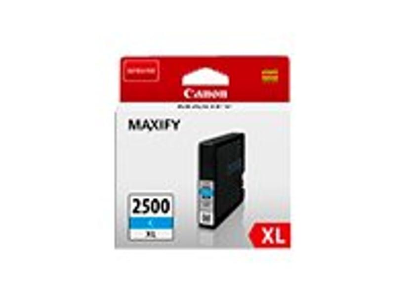 Canon Bläck Cyan PGI-2500XL C