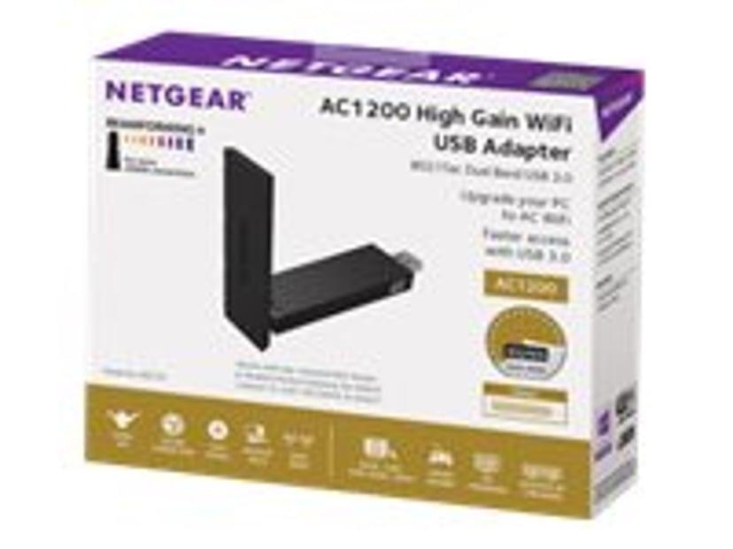 Netgear A6210 WiFi USB Adapter