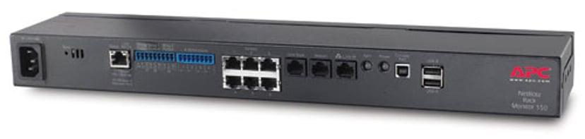 APC NetBotz Rack Monitor 550