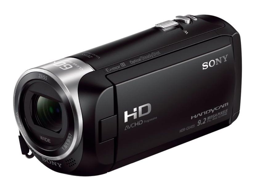 Sony Handycam HDR-CX405 Svart