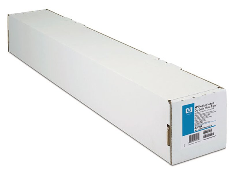 "HP Papper Prem In-Dry Satin 36"" Rulle 30,5m 260g"