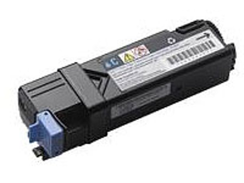Dell Toner Cyan High Capacity 2.5k - 2130CN