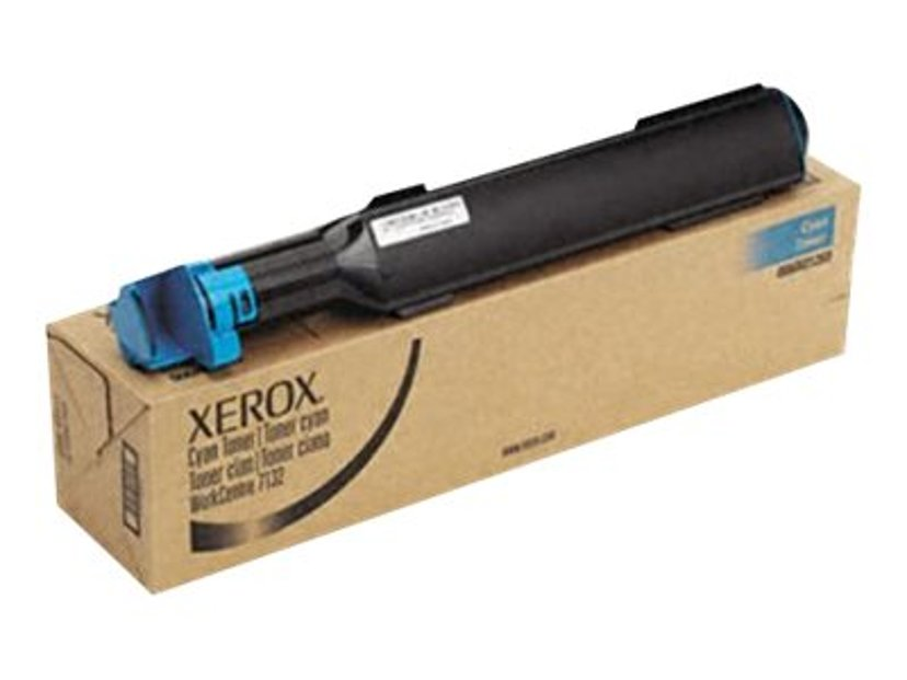 Xerox Toner Cyan 8k - WC 7132/7232/7242
