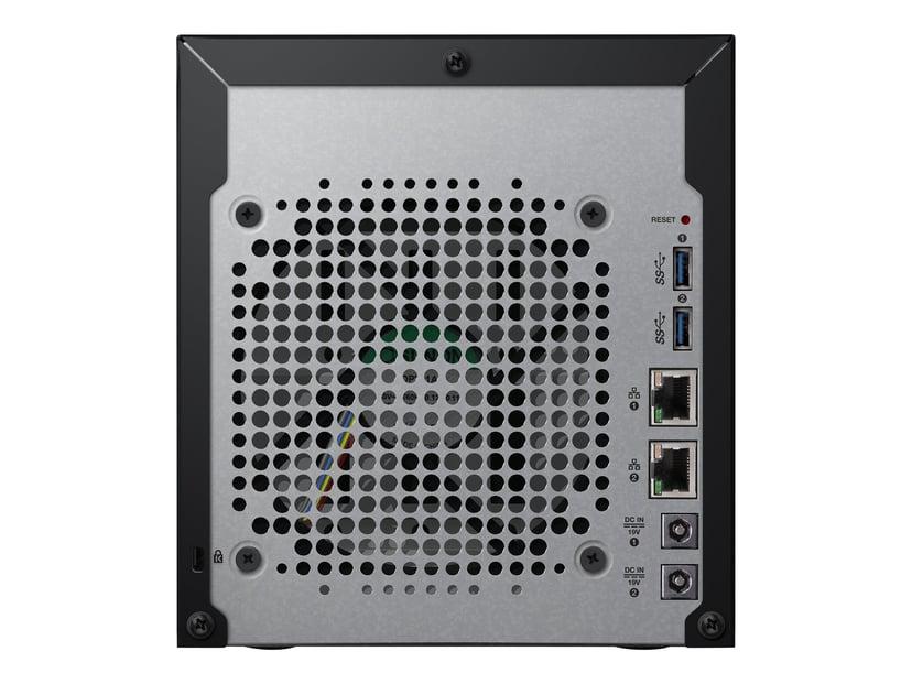 WD My Cloud EX4100 0TB NAS-server