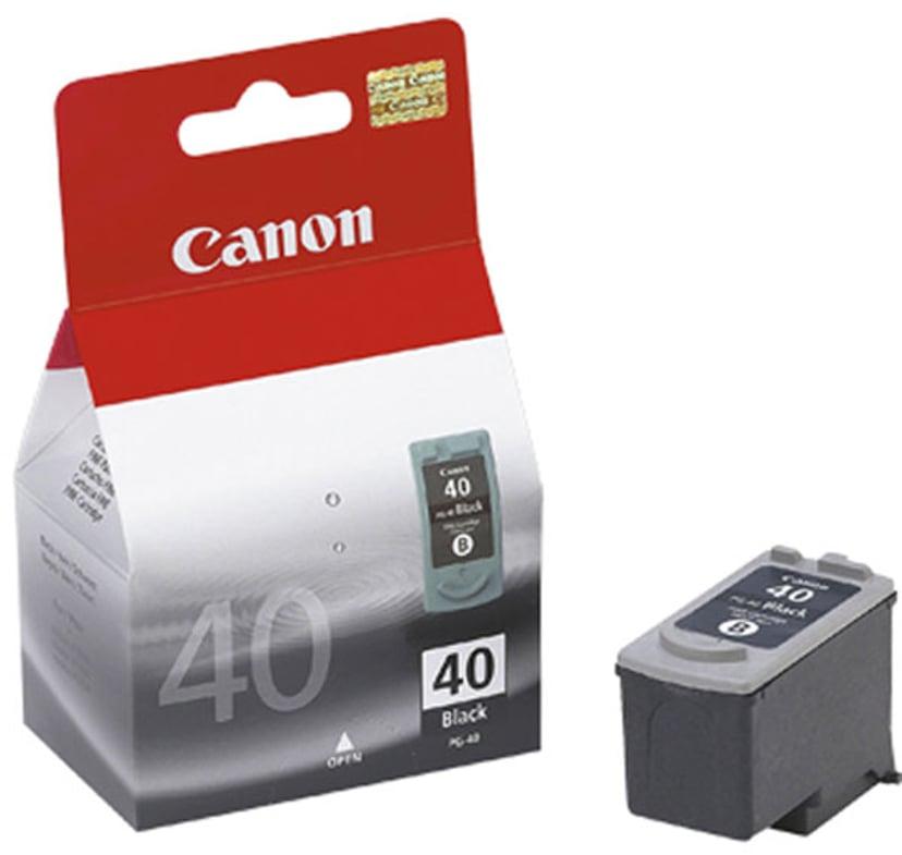 Canon Bläck Svart PG-40 IP1600/MP170