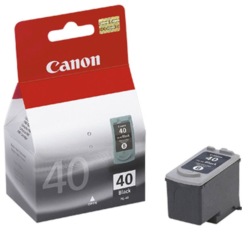 Canon Blæk Sort PG-40 IP1600/MP170