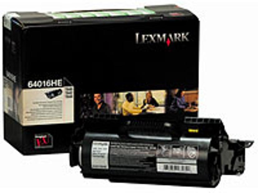 Lexmark Toner Sort 21k - T640 Return