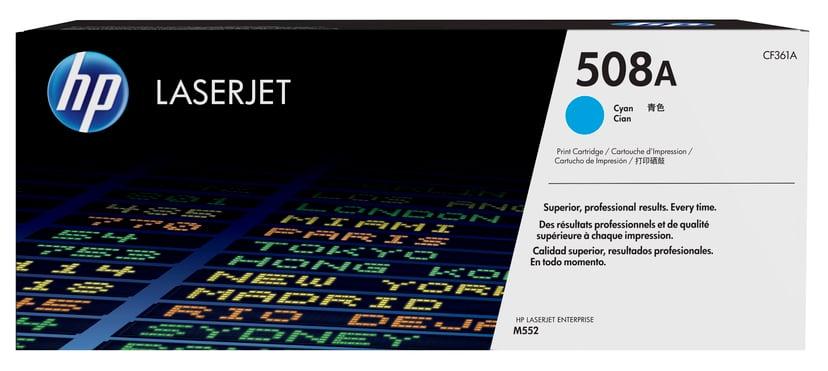 HP Toner Cyan 508A 5K - CF361A