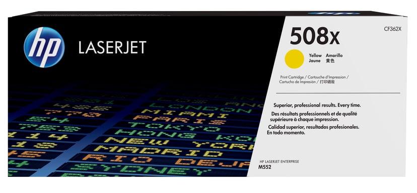 HP Toner Gul 508X 9.5K - CF362X