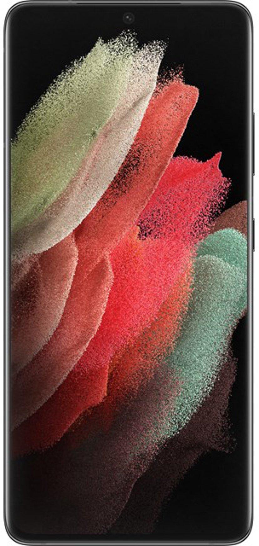 Samsung Galaxy S21 Ultra 5G Dual-SIM Fantomsvart