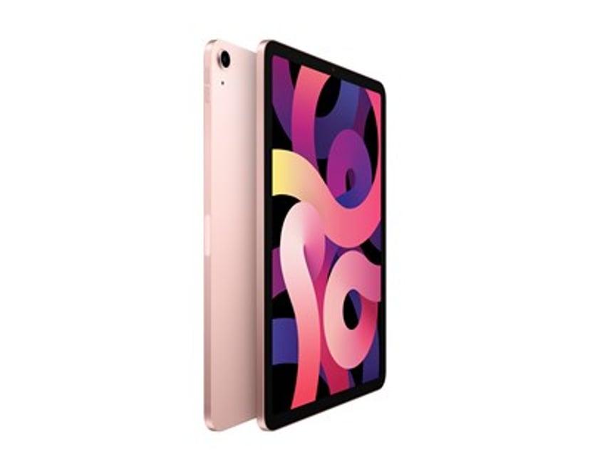 """Apple iPad Air 4th gen (2020) Wi-Fi 10.9"""" A14 Bionic 64GB Guldrosa"""