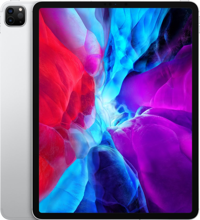 "Apple iPadPro Wi-Fi + Cellular (2020) 12.9"" A12Z Bionic 128GB Silver"