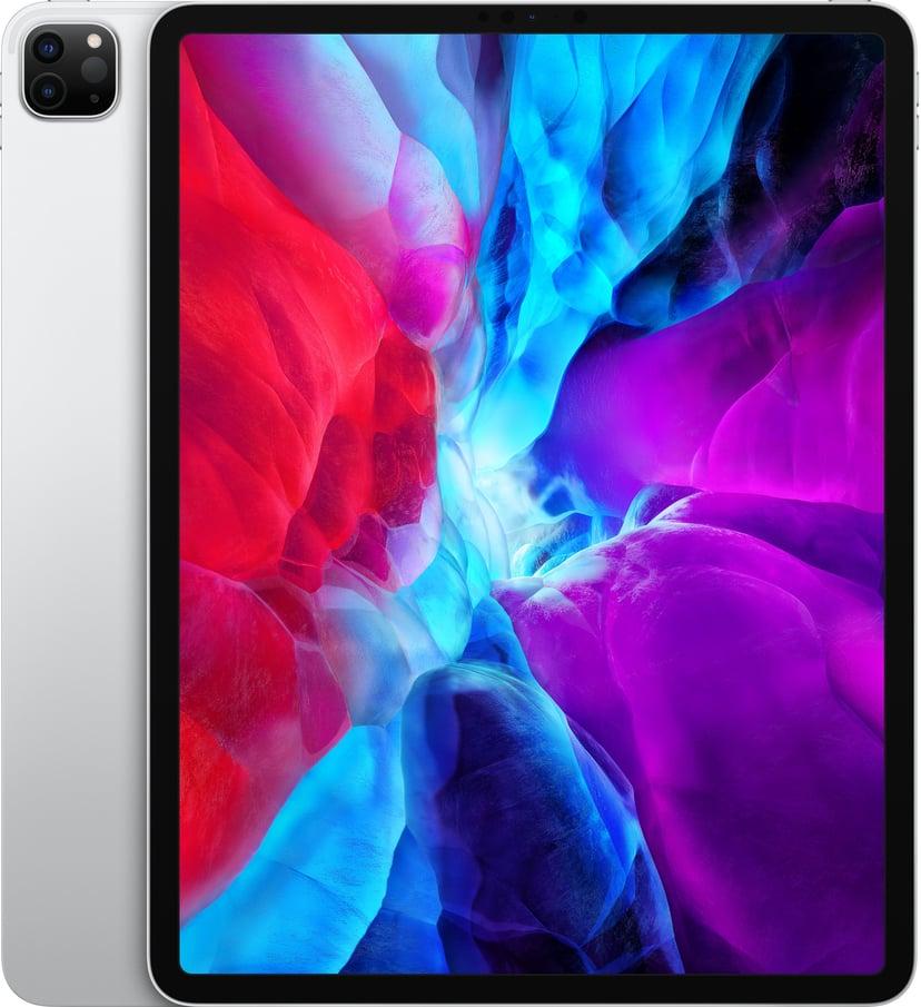 """Apple iPadPro Wi-Fi (2020) 12.9"""" A12Z Bionic 256GB Sølv"""