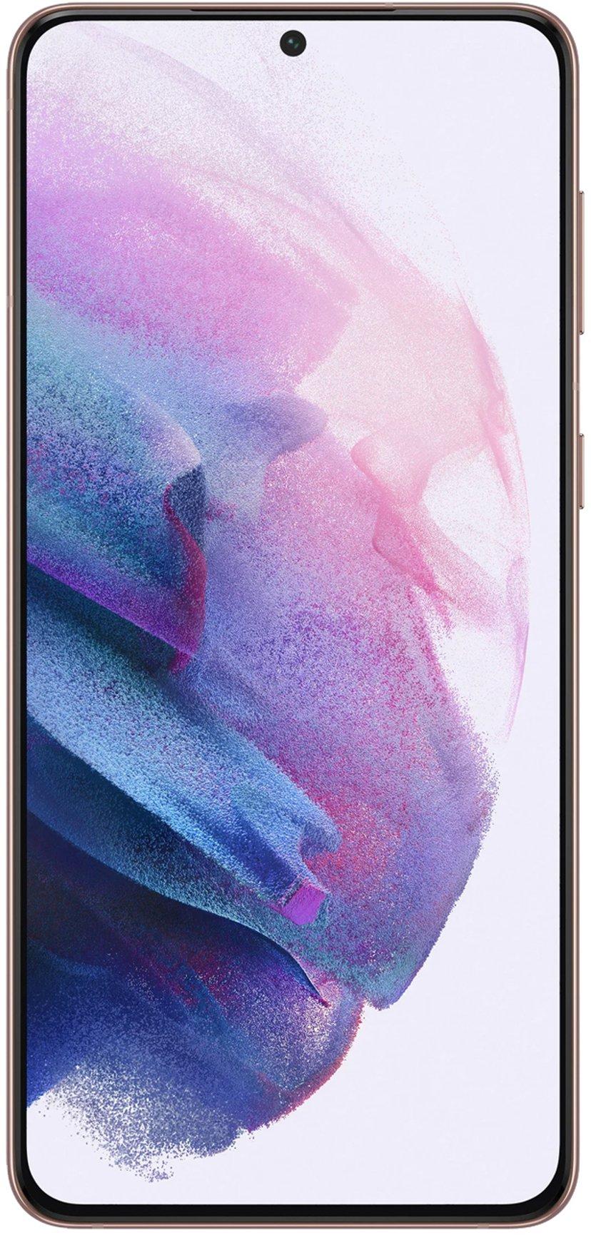 Samsung Galaxy S21+ 5G 128GB Dual-SIM Fantomviolett