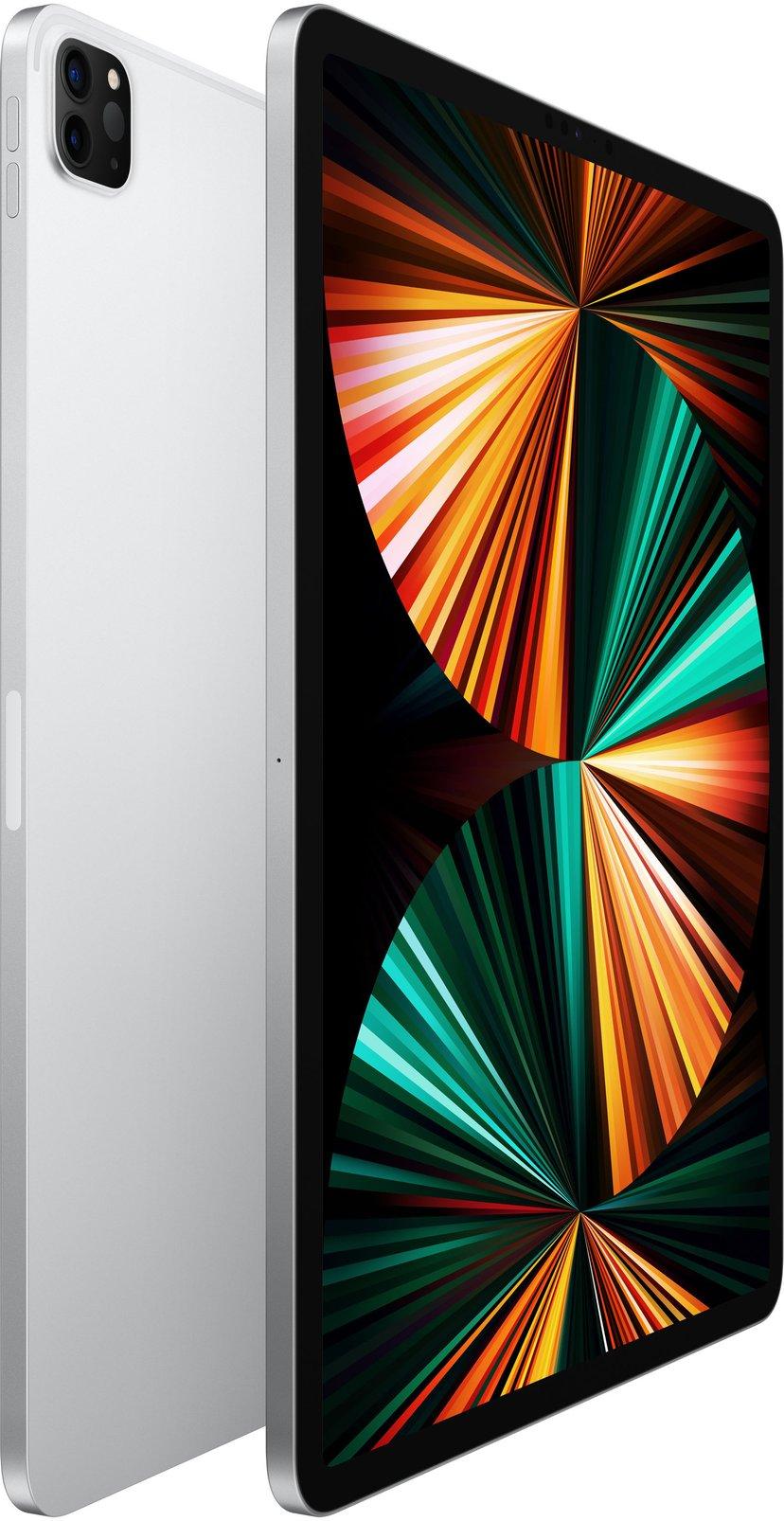"""Apple iPad Pro 12.9' Wi-Fi (2021) 12.9"""" M1 256GB Sølv ..."""