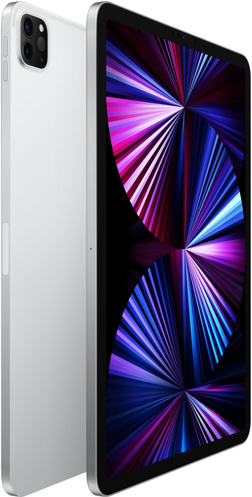 """Apple iPad Pro (2021) Wi-Fi 11"""" M1 512GB Sølv"""