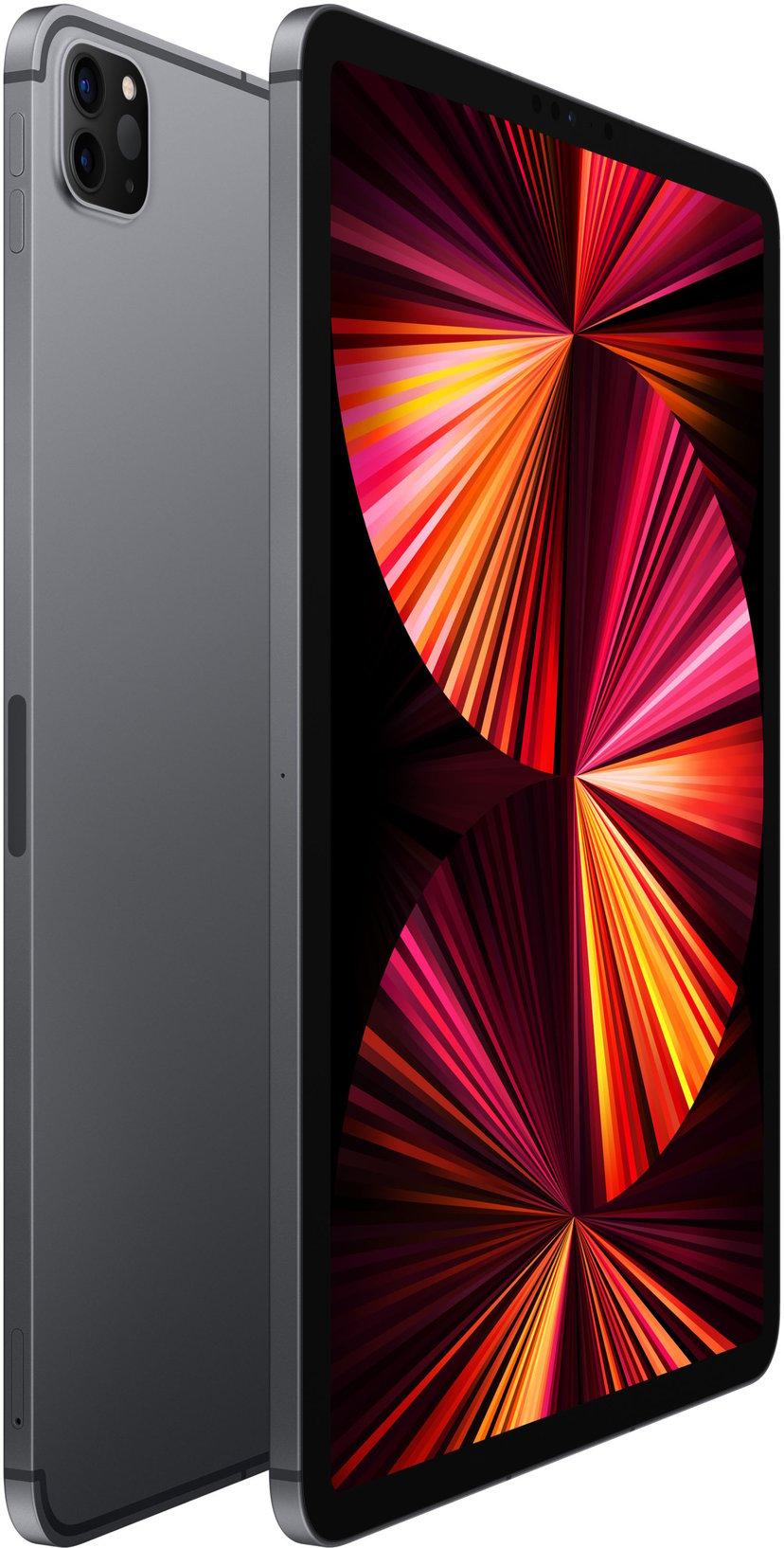 "Apple IPad Pro (2021) Wi-Fi + Cellular 11"" M1 1,000GB Rymdgrå"