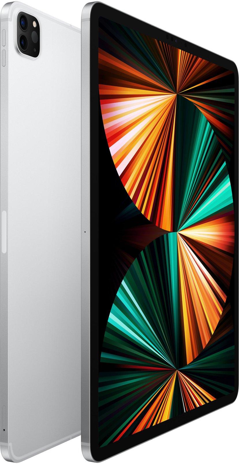 "Apple iPad Pro Wi-Fi + Cellular (2021) 12.9"" M1 2,000GB Silver"