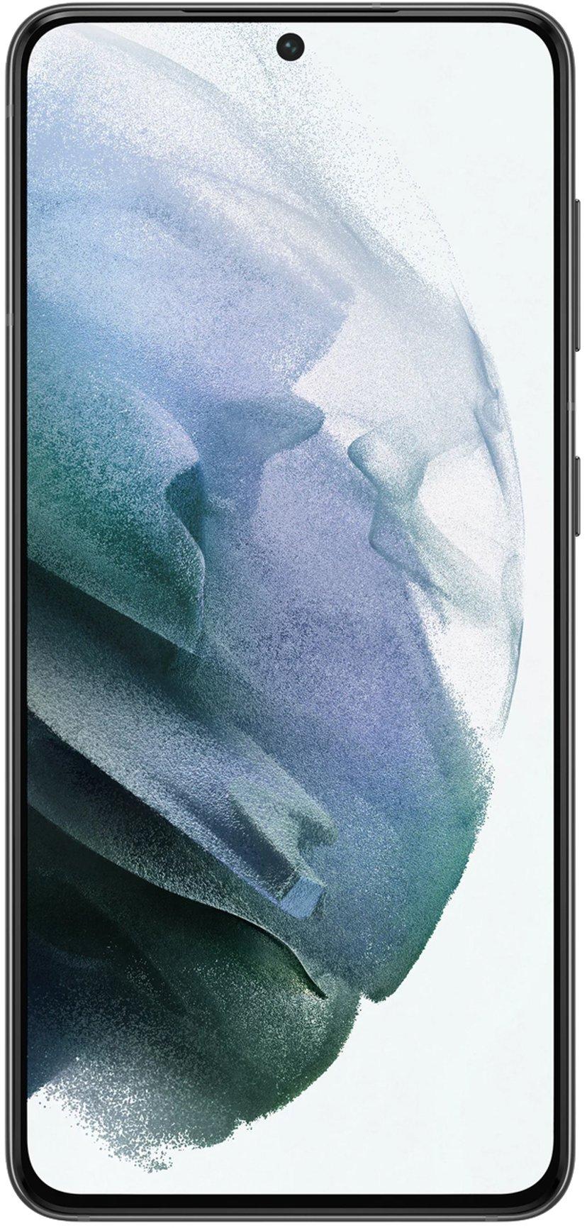 Samsung Galaxy S21 5G 256GB Dual-SIM Fantom grå