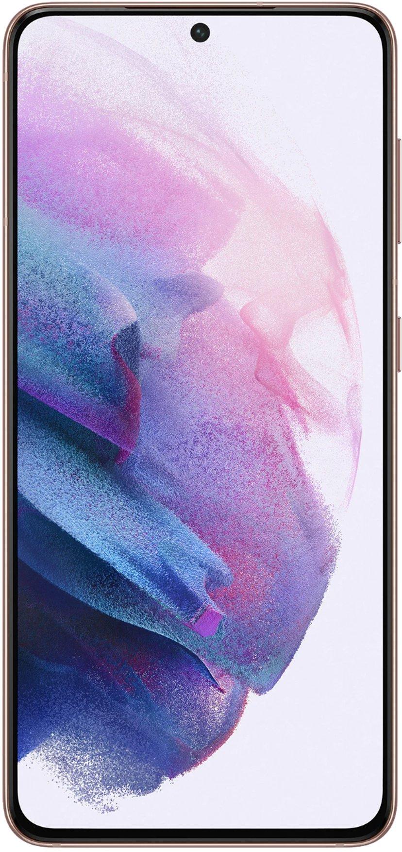 Samsung Galaxy S21 5G 128GB Dobbelt-SIM Fantomrosa