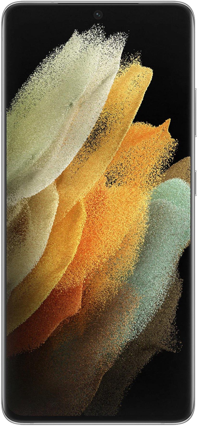 Samsung Galaxy S21 Ultra 5G 512GB Dual-SIM Fantomsilver