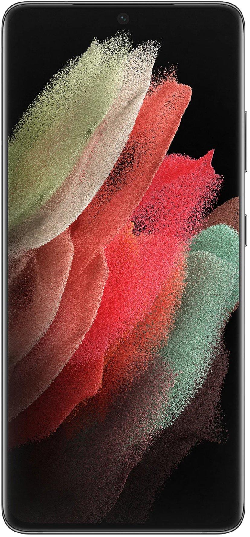 Samsung Galaxy S21 Ultra 5G 256GB Dual-SIM Fantom sort