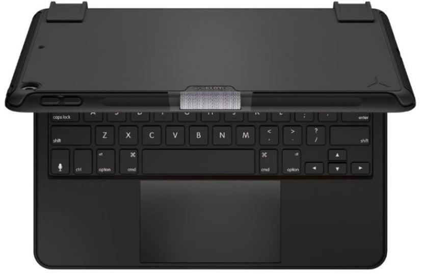 """Brydge Max+ Keyboard iPad 10.2"""" Nordic"""